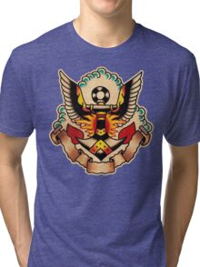 Spitshading 008 Tri-blend T-Shirt