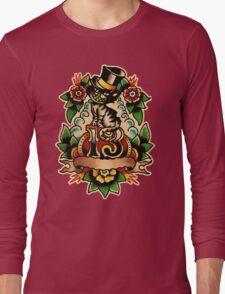 Spitshading 012 Long Sleeve T-Shirt