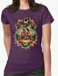 Spitshading 012 Womens Fitted T-Shirt