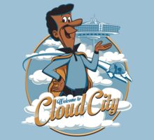 Welcome to Cloud City Kids Tee