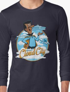 Welcome to Cloud City Long Sleeve T-Shirt