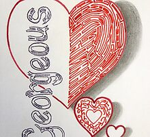 Gorgeous Hearts by Julie Anne Hughes