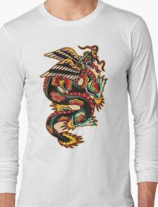Spitshading 016 Long Sleeve T-Shirt