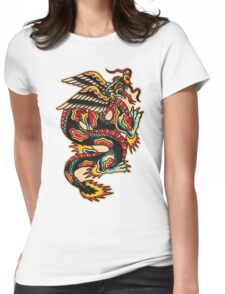 Spitshading 016 Womens Fitted T-Shirt