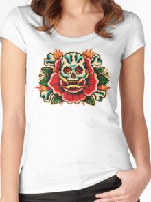 Spitshading 015 Women's Fitted Scoop T-Shirt