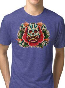 Spitshading 015 Tri-blend T-Shirt