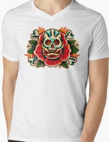 Spitshading 015 Mens V-Neck T-Shirt