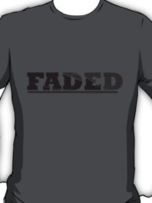 FADED T-Shirt