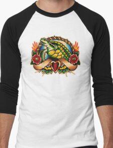 Spitshading 018 Men's Baseball ¾ T-Shirt