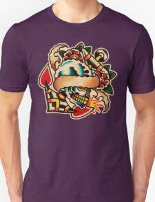 Spitshading 017 Unisex T-Shirt