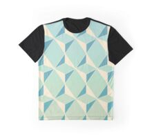Triangles and Squares X Graphic T-Shirt