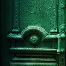 3, 5th Line, door, detail by Nikolay Semyonov