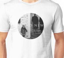 Brand New Circle Design Unisex T-Shirt
