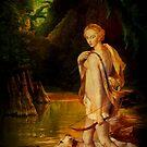 Diana the Huntress by Vanessa Barklay