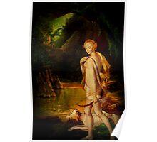 Diana the Huntress Poster