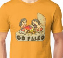 "Cavemen ""GO PALEO"" Healthy Living - Eating Diet  Unisex T-Shirt"