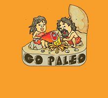 "Cavemen ""GO PALEO"" Healthy Living - Eating Diet  Unisex T-Shirt"