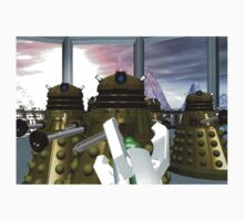 Daleks - Oops! Kids Clothes