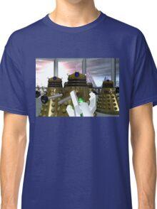 Daleks - Oops! Classic T-Shirt
