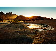 Namibia Dawn Photographic Print