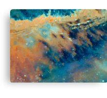 Tiger's Tail Nebula Canvas Print