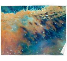 Tiger's Tail Nebula Poster