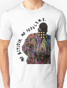 Notorious B.I.G. Mo Bitcoin Mo Problems T-Shirt