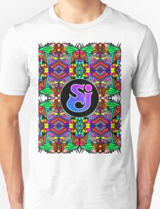 String Cheese Incident - Trippy Pattern 3 Unisex T-Shirt