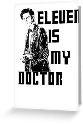eleven is my doctor by ibx93