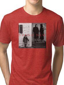 Brand New Square Design Tri-blend T-Shirt