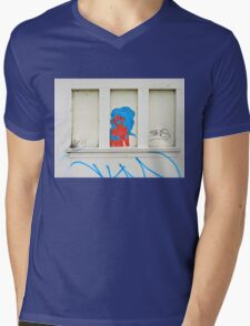 Siren by the sea Mens V-Neck T-Shirt