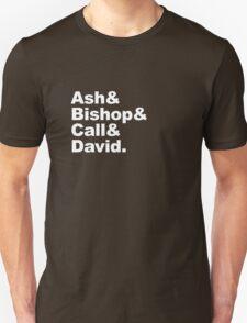 Ash Bishop Call David Unisex T-Shirt