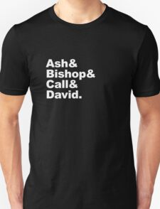 Ash Bishop Call David T-Shirt