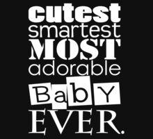 Cutest Ever! Kids Tee