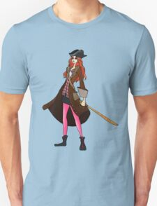 Amy Pond, The Pirate T-Shirt