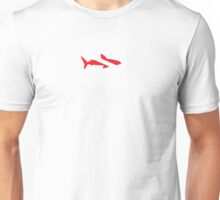 Shark Dive Flag Unisex T-Shirt