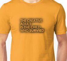 SURVIVORS stecil Unisex T-Shirt