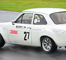 Ford Escort Mk1 RS1600 by Willie Jackson