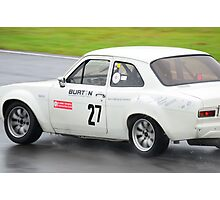 Ford Escort Mk1 RS1600 Photographic Print