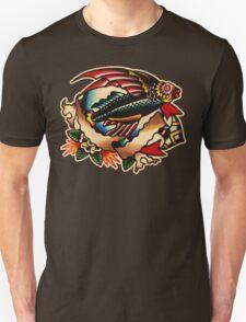 Spitshading 019 Unisex T-Shirt
