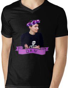 Dan  Mens V-Neck T-Shirt