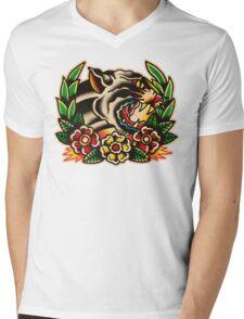 Spitshading 021 Mens V-Neck T-Shirt