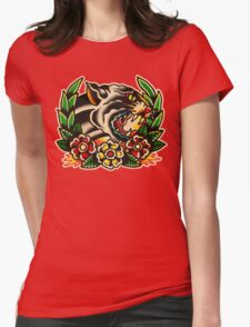 Spitshading 021 Womens Fitted T-Shirt