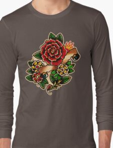 Spitshading 022 Long Sleeve T-Shirt
