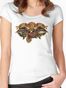 Spitshading 024 Women's Fitted Scoop T-Shirt
