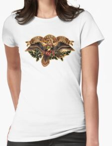 Spitshading 024 Womens Fitted T-Shirt