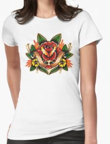 Spitshading 023 Womens Fitted T-Shirt