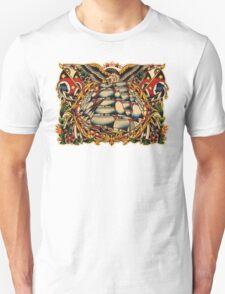 Spitshading 026 Unisex T-Shirt