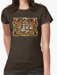 Spitshading 026 Womens Fitted T-Shirt