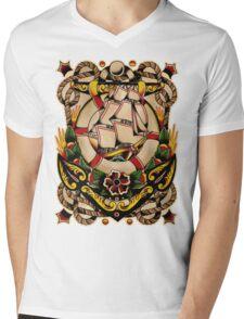 Spitshading 027 Mens V-Neck T-Shirt